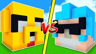CASA DE MIKECRACK Vs CASA DE TIMBA VK 😱 MINI WORLD