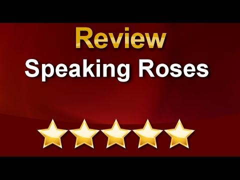 Speaking Roses Layton Superb Five Star Review by Luke F.