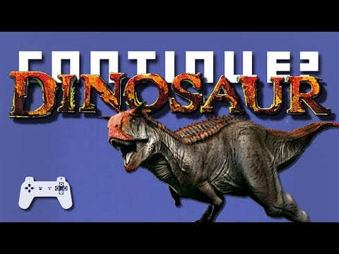 Disney's Dinosaur (PS1) - Continue?