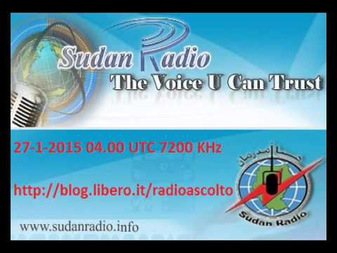 SUDAN RADIO OMDURMAN 7200 KHz