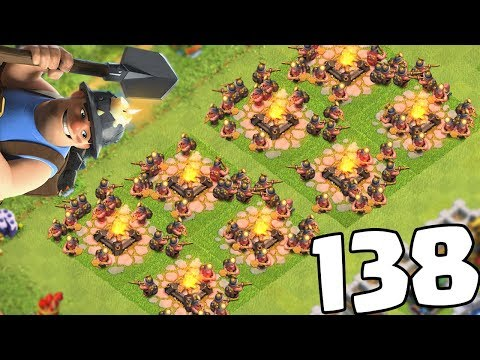 138 MAXED MINER ☆ Clash of Clans ☆ CoC