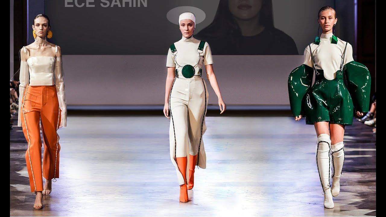 Istituto Marangoni London Graduating Fashion Show 2017
