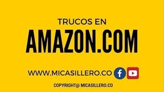 Trucos Gratis de Amazon, Ver Peso y Hacer CheckOut