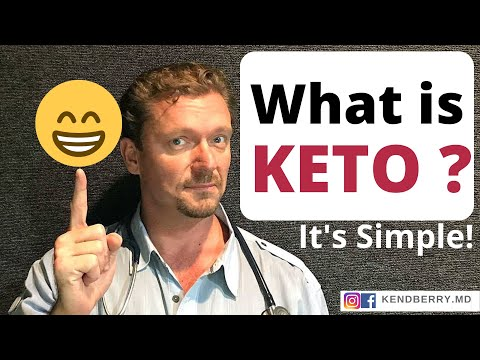 What is the Ketogenic Diet?   Basic Concepts Simply Discussed