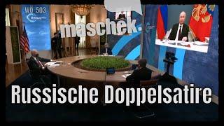 Maschek – Russische Doppelsatire