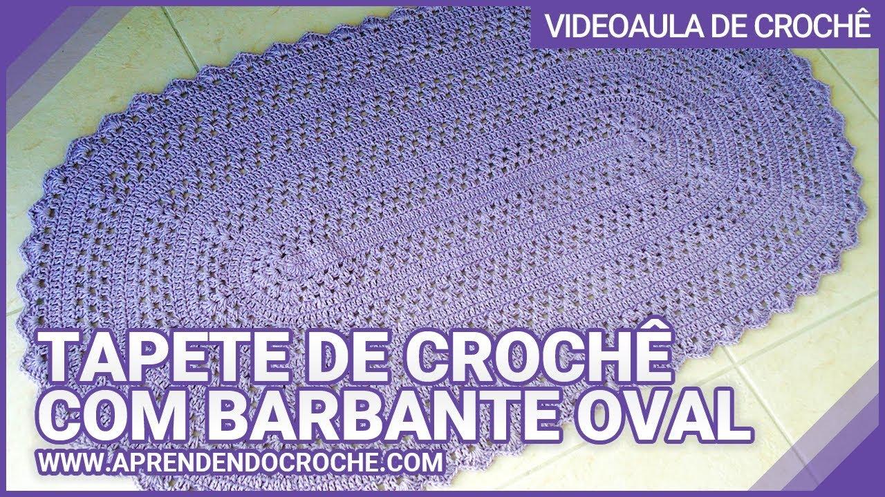 180 Tapetes De Croche Barbante 45 Graficos Fotos