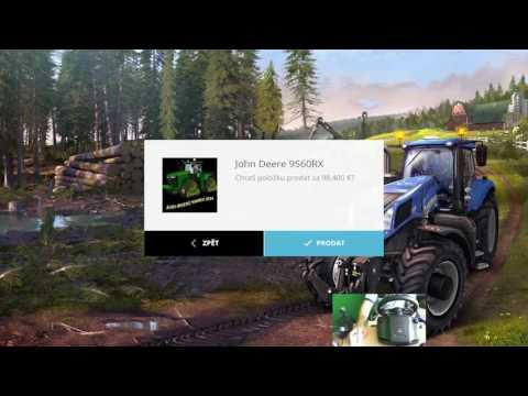 Farming Simulator15 Dary kavkazu #23 SK LivePlay[720p 60fps]