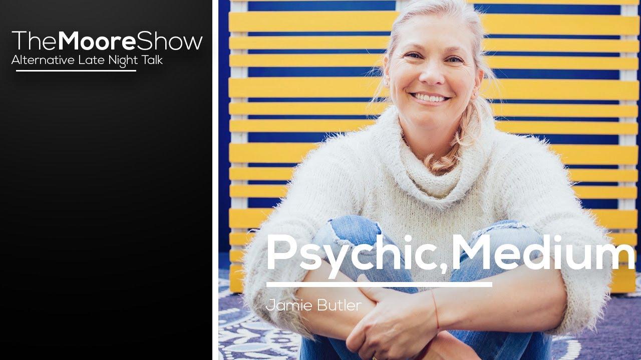 Channeler and Medium Jamie Butler on Channeling and More Including Erik  Medhus
