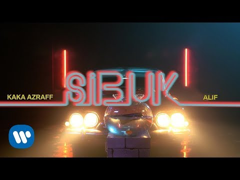 Kaka Azraff - Sibuk (feat. Alif) [Official Music Video]