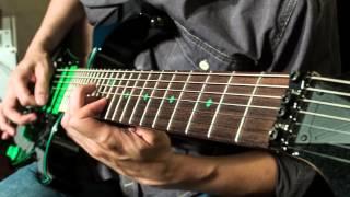 Steve Vai Style - Ibanez uv70p