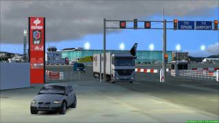 FS2004 - Take Off from Airport Gibraltar with Tui Fly B737.mp4