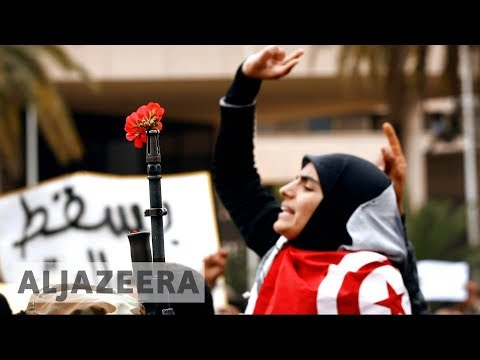 Tunisia 🇹🇳 challenges persist seven years after revolution