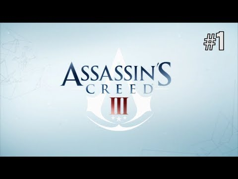 Twitch Livestream | Assassin's Creed III Part 1 [Xbox 360/One]