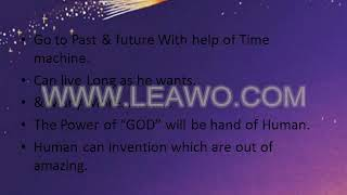 POWER OF SCIENCE, TECHNOLOGIES  AND GOD
