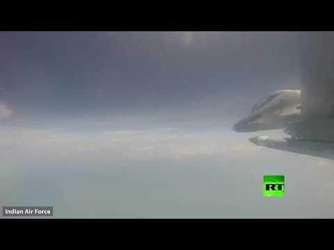 تجربة ناجحة لأطلاق صاروخ -أسترا- الهندي من طائرة -سو-30 ام كا اي-  - نشر قبل 34 دقيقة