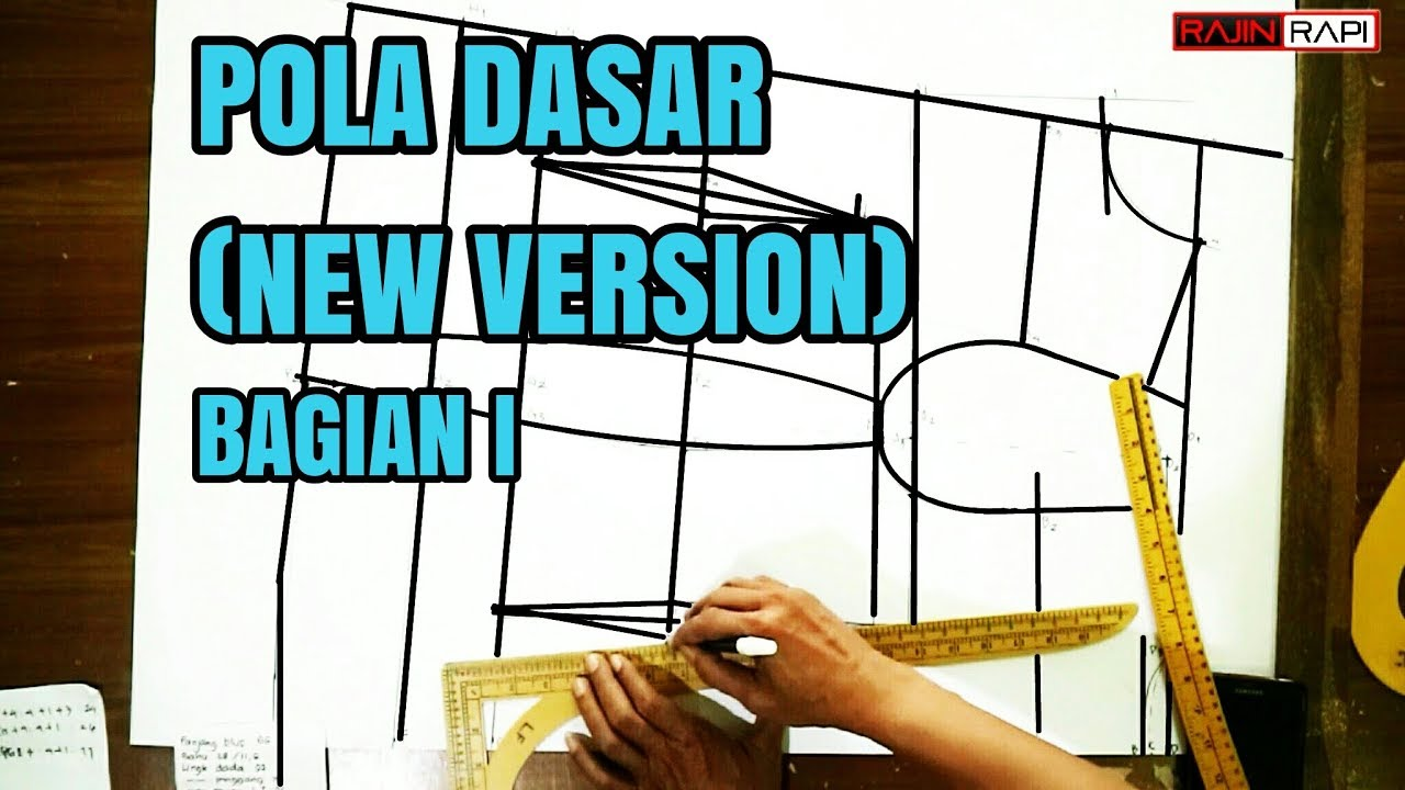 POLA DASAR (NEW VERSION) BAGIAN I - YouTube 938c1a7efe