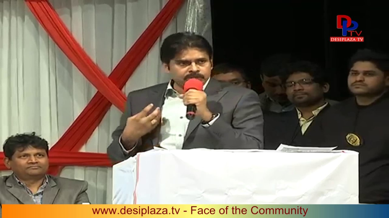 Full Speech | Power Star Pawan Kalyan Inspirational Speech in USA | Janasena Meeting | New Hampshire