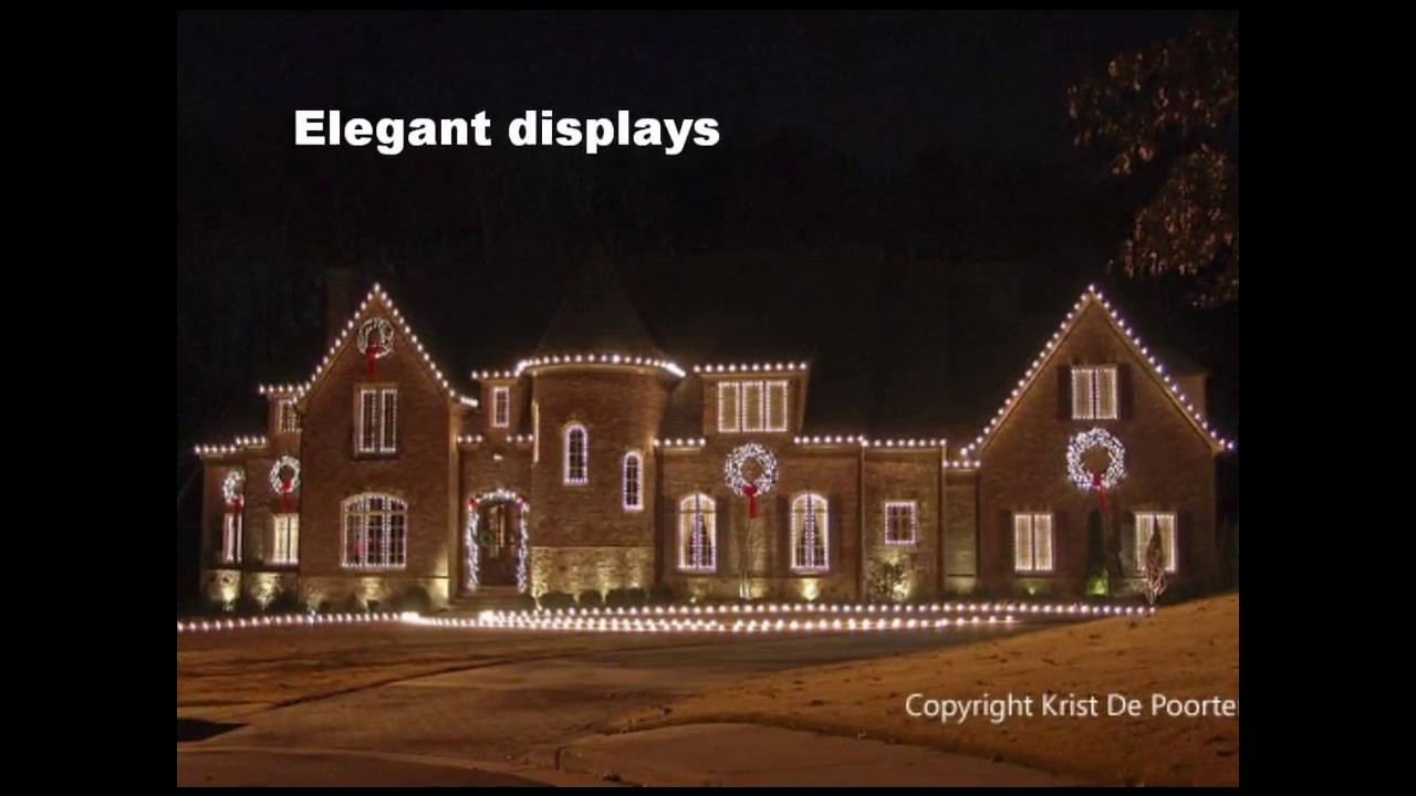 christmas light installation in dallas fort worth dfw lights
