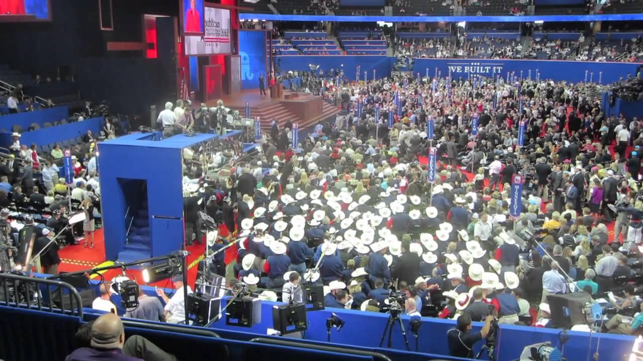 Make America Work Again Becomes GOP Rallying Call at RNC