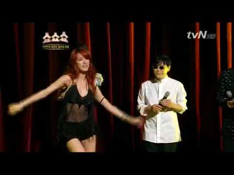 110626 Kahi Like A G6 @ tvN Show Show Show