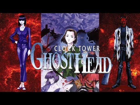 Clock Tower - Ghost Head - Chapter 3 [END] - PlayStation