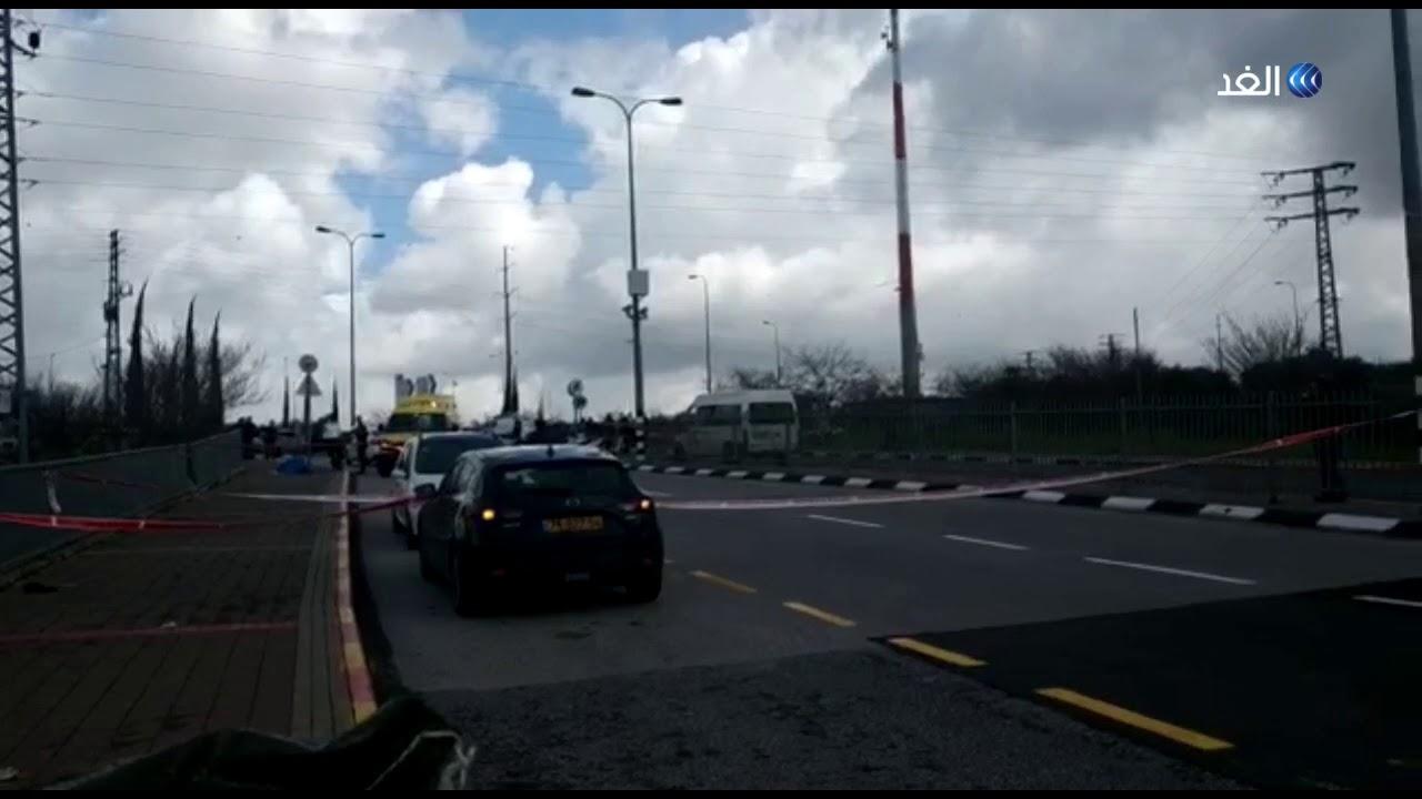 """شاهد موقع مقتل جنديين إسرائيليين في عملية سلفيت المزدوجة قرب مستوطنة """"أرائيل"""""""