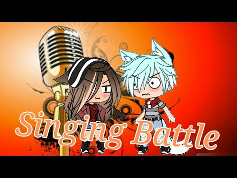 Singing Battle - Girls VS Boys  (Gacha Life)