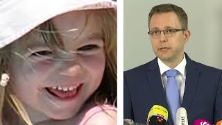 video: 'We think Madeleine McCann is dead', say German prosecutors, as suspect named