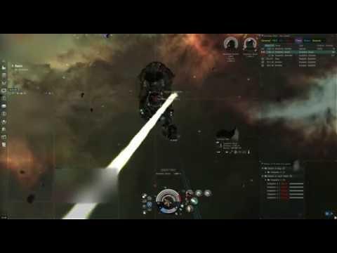 Ishkur vs Tristan (Ratting), killing NPC Serpentis Baron Rat