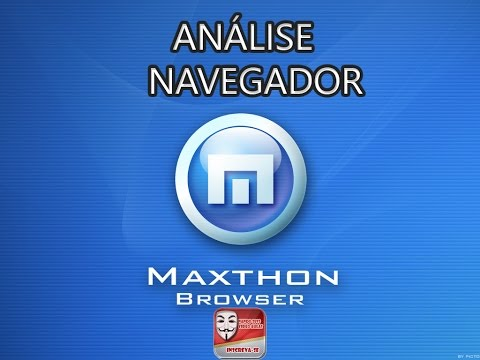 Análise Maxthon Browser