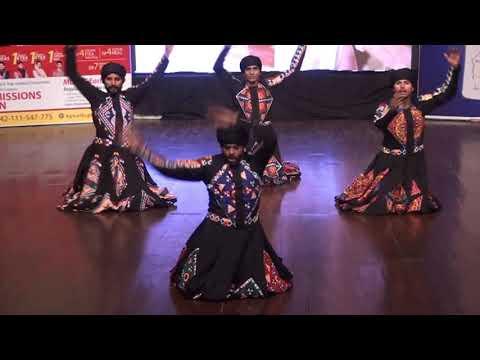 Supreme Ishq Tere Ishq Nachaya - Versatile Dance Group