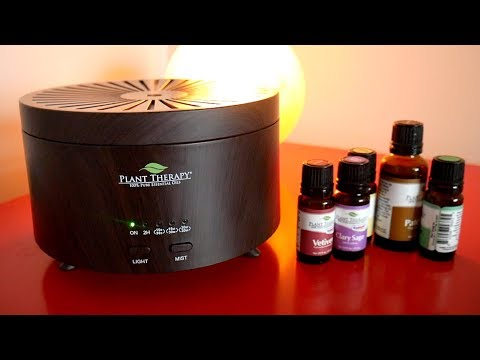 best-energizing-oil-blend-recipe-&-plant-therapy-diffuser-unboxing