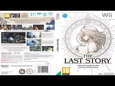 The Last Story - Wii Standard Edition: Wii: Computer and ...