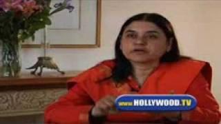 Video HOLLYWOOD.TV Interviews Maneka Gandhi download MP3, 3GP, MP4, WEBM, AVI, FLV Januari 2018