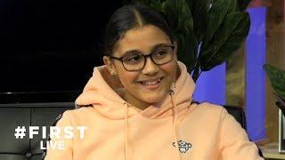 ZOË-JADHA is de 16-jarige SUPERSTER van TOP NOTCH #FIRST