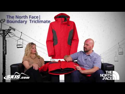 d2589fa4e 2016 The North Face Boundary Triclimate Boys Jacket Overview by ...