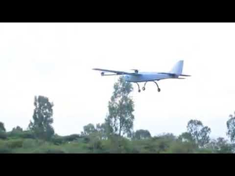 Ethiopia: Ministry of Science and Technology successfully launched the first Ethiopian drone. thumbnail