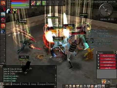 Ran Online GamePlay