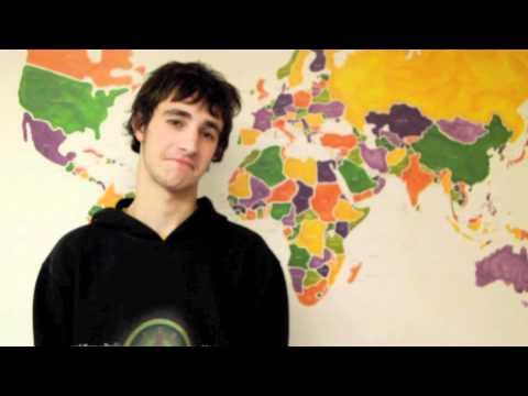 AFS students in the Czech Republic (Czech subtitles)
