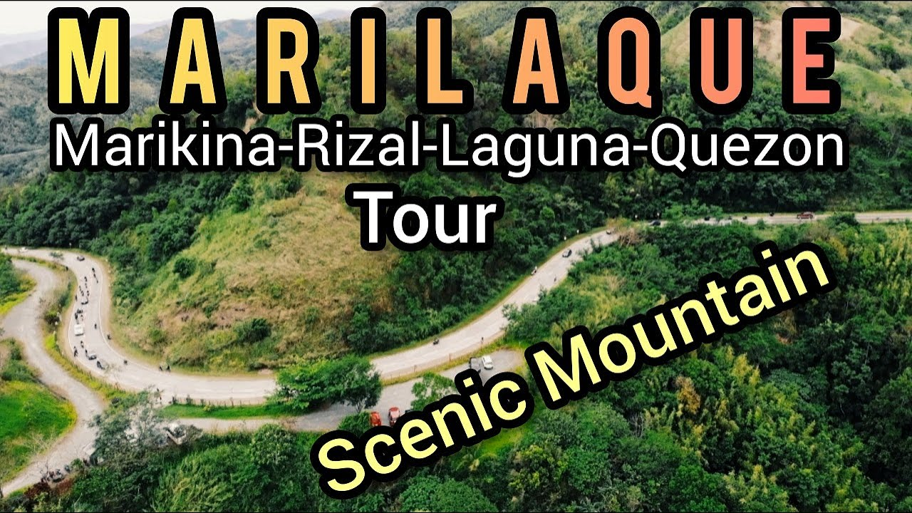 KAKAIBA ITO! THE MARILAQUE HIGHWAY TOUR! SCENIC TOUR. JANUARY 17, 2021.