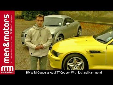 BMW M-Coupe vs Audi TT Coupe - With Richard Hammond