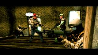 Battlefield Bad Company 2 - Operation Red Sand - Be the voice!