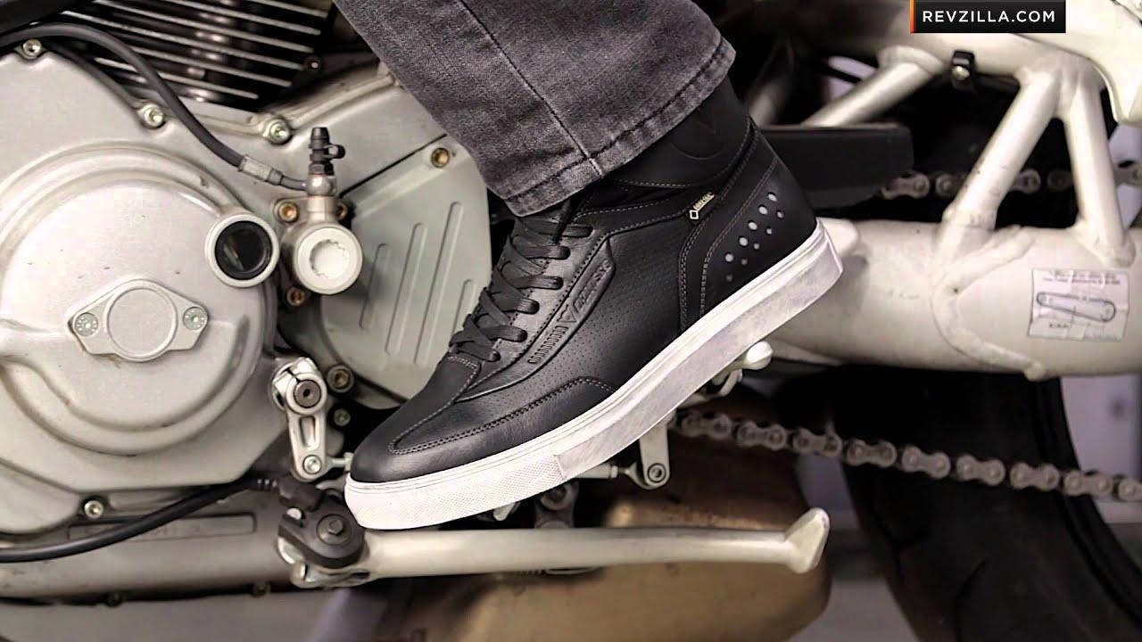 Dainese Street Runner Gtx Boots Review At Revzilla Com