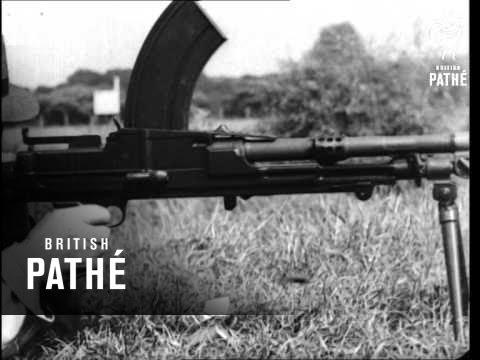 Various Guns - Bren Gun (1940)