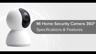 Mi Home Security Camera 360    Stay Secure