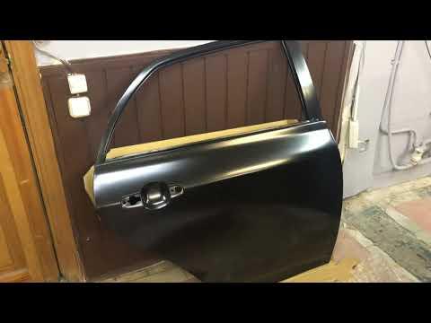 TYCRL06520R ,   6700312A20  , Новая не оригинальная дверь  для  тойота королла 150   с2007-2013  год