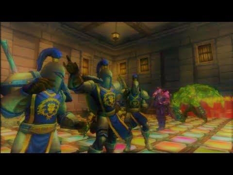 Fête dansante de l'hôtel des ventes !! World Of Warcraft