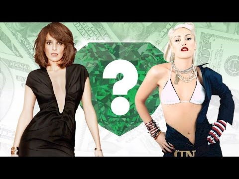 WHO'S RICHER? - Tina Fey or Gwen...