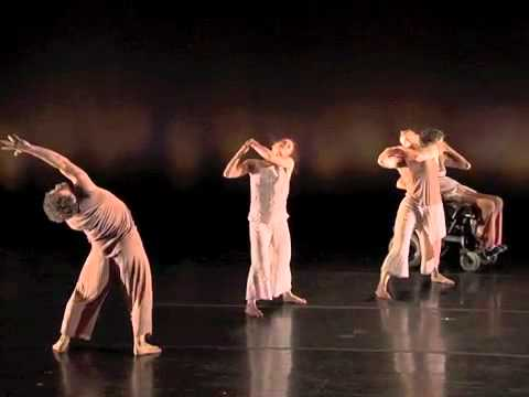 AXIS Dance Company Demo 2010- Changing the Face of Dance and Disability