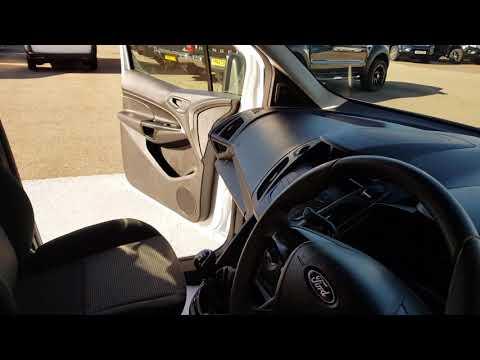 Ford Transit Connect Tdci 100ps 220 5 Seat Crew Van 1.5 5dr Combi Van Manual Diesel